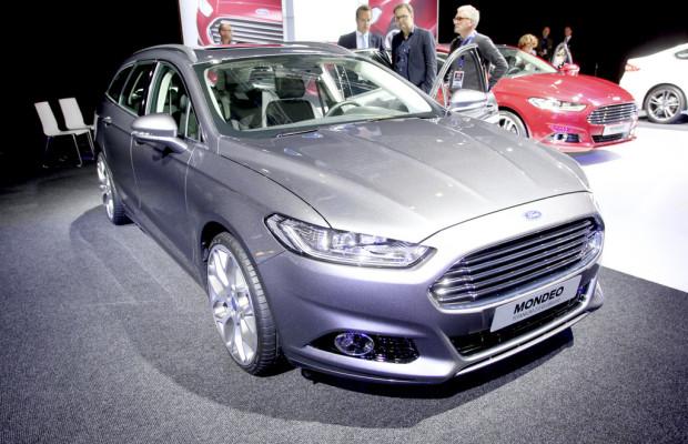Paris 2012: Neuer Ford Mondeo weist viele Besonderheiten auf