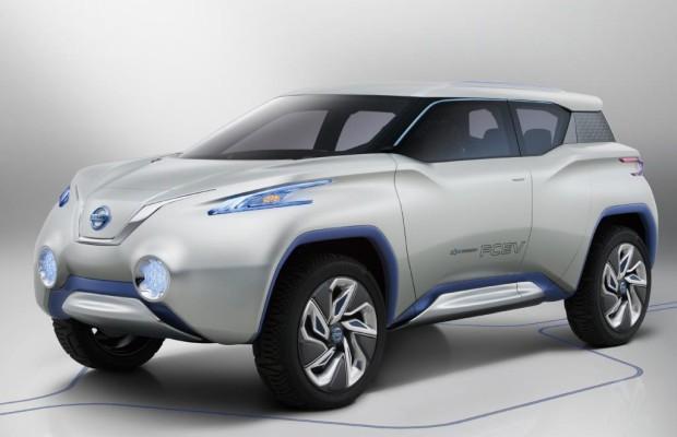 Paris 2012: Nissan Terra Concept - Sauber in die Zukunft