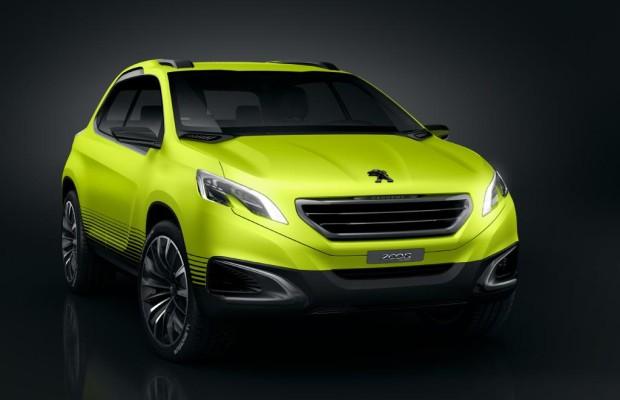 Paris 2012: Peugeot auf dem Pariser Autosalon - Starker Auftritt beim Heimspiel