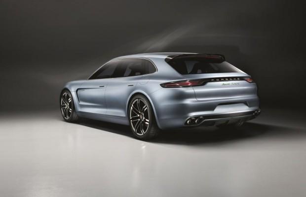 Paris 2012: Porsche Panamera Sport Turismo - Porsche probt den Kombi