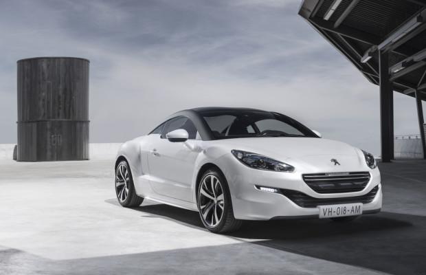 Paris 2012: RCZ R wird der stärkste Peugeot
