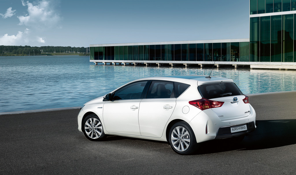Paris 2012: Toyota zeigt drei Weltpremieren