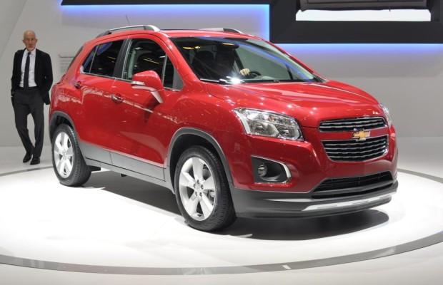 Paris 2012: Traxx oder Mokka? - Opels neues Mini-SUV bekommt hauseigene Konkurrenz