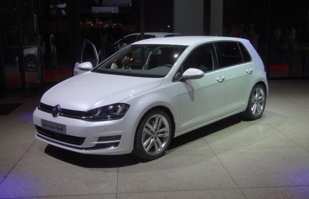 Paris 2012: Volkswagen inszeniert Golf