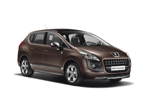 Peugeot 3008 als exklusive Sonderedition