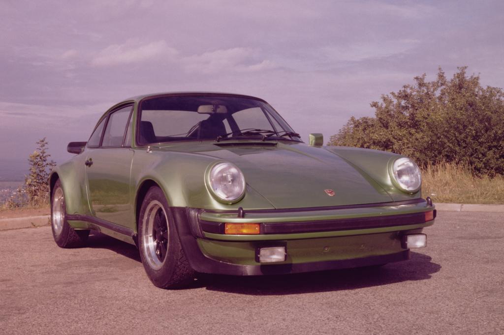 Platz 1: Porsche 911 Turbo 1974
