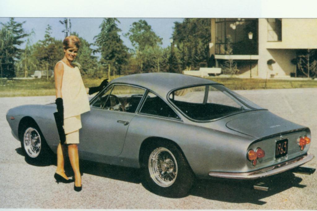 Platz 11: Ferrari 250 GT Lusso 1962