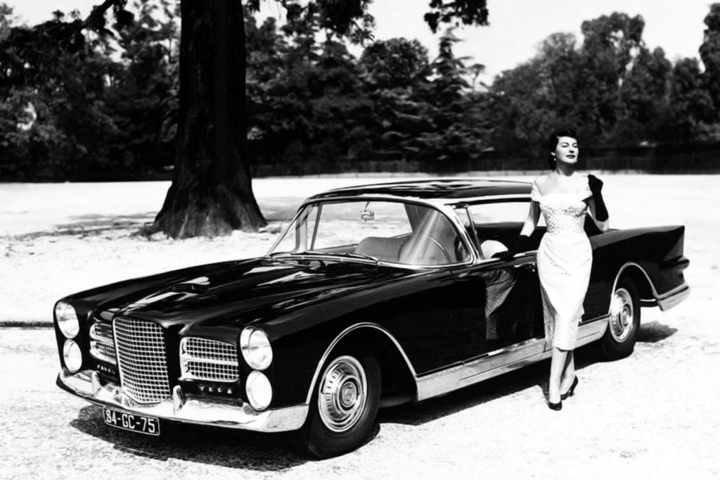 Platz 12: Facel Vega Excellence 1958
