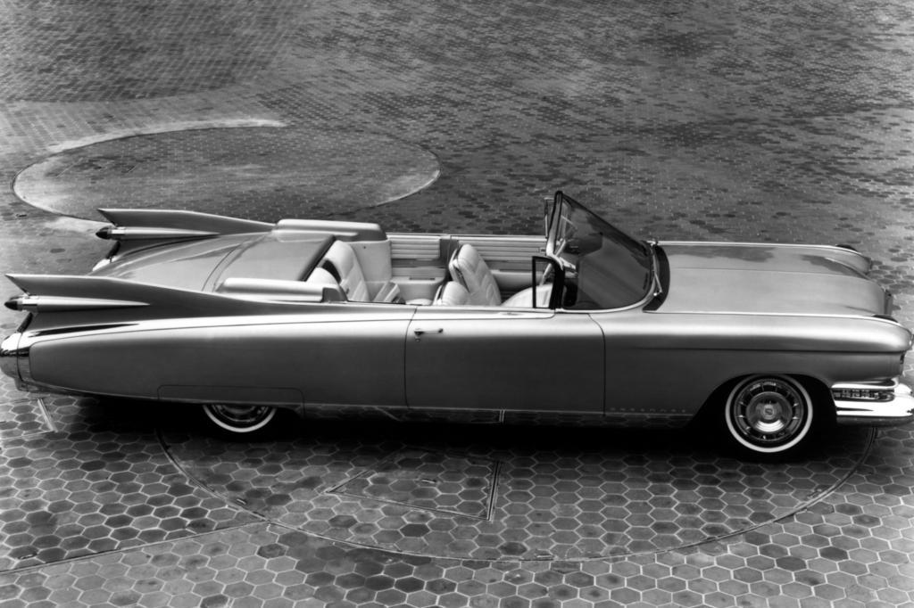Platz 13: Cadillac Eldorado Biarritz 1959
