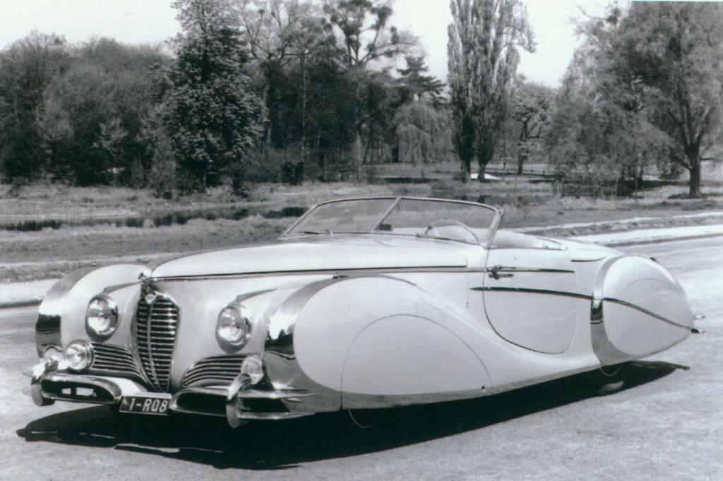 Platz 15: Delahaye 175 Jahr 1948