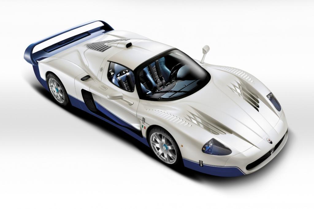 Platz 17: Maserati MC 12 2004