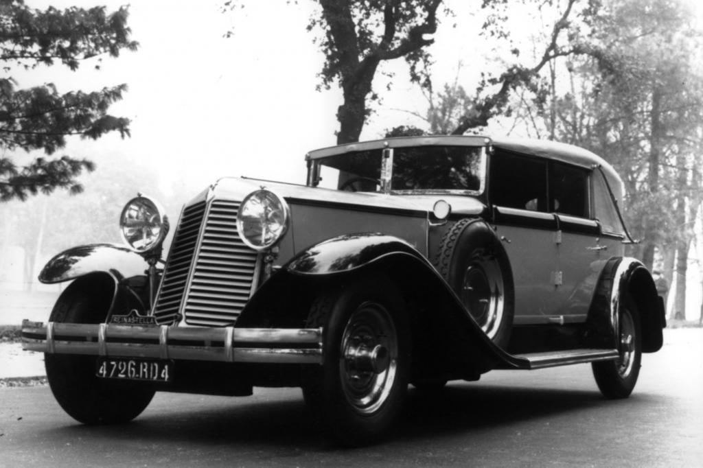Platz 18: Renault Reinastella 1928