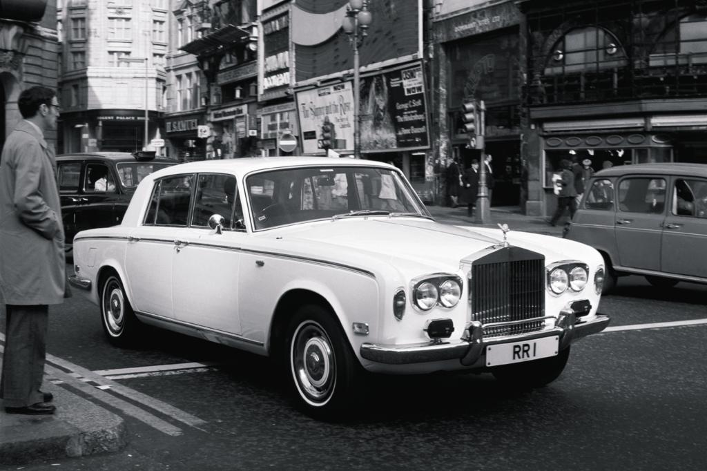 Platz 4: Rolls-Royce Silver Shadow 1965
