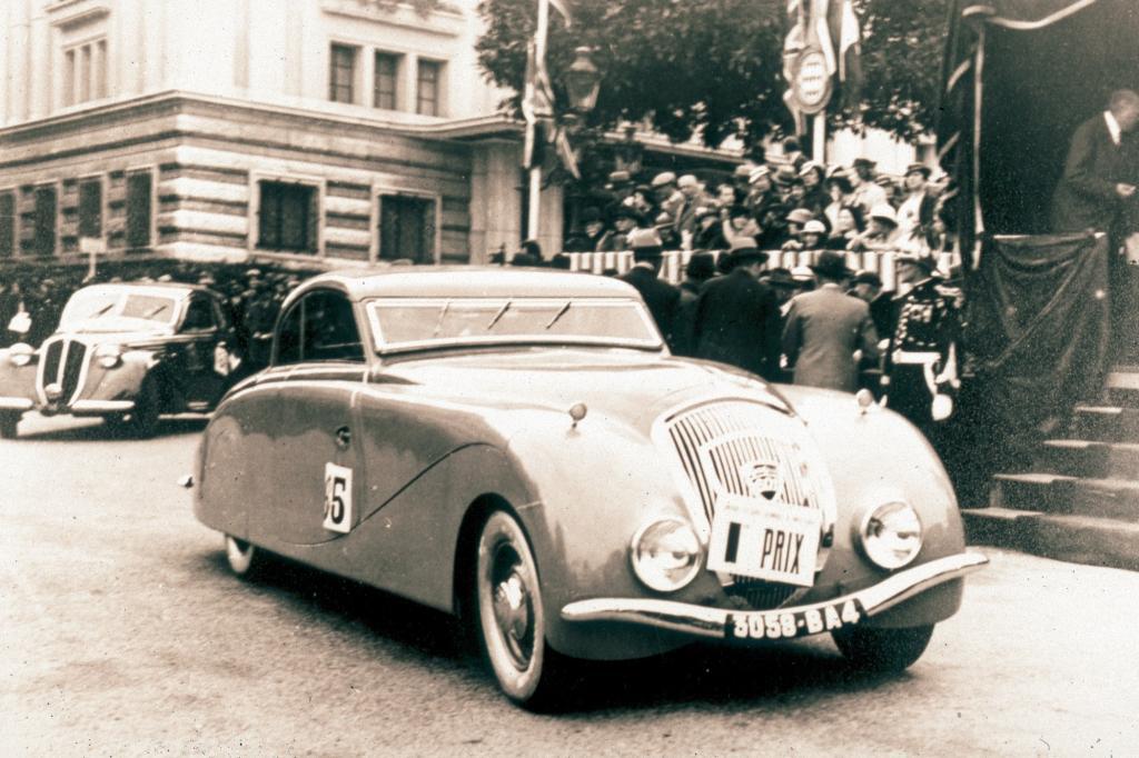 Platz 7: Peugeot 601 Ecplise 1934
