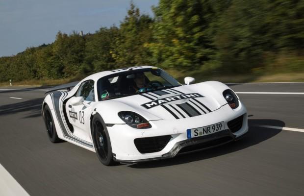 Porsche 918 Spyder - Vorspiel in der Grünen Hölle
