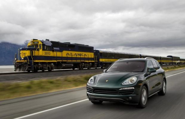 Porsche bringt den Cayenne Diesel in die USA - Der Dauerläufer