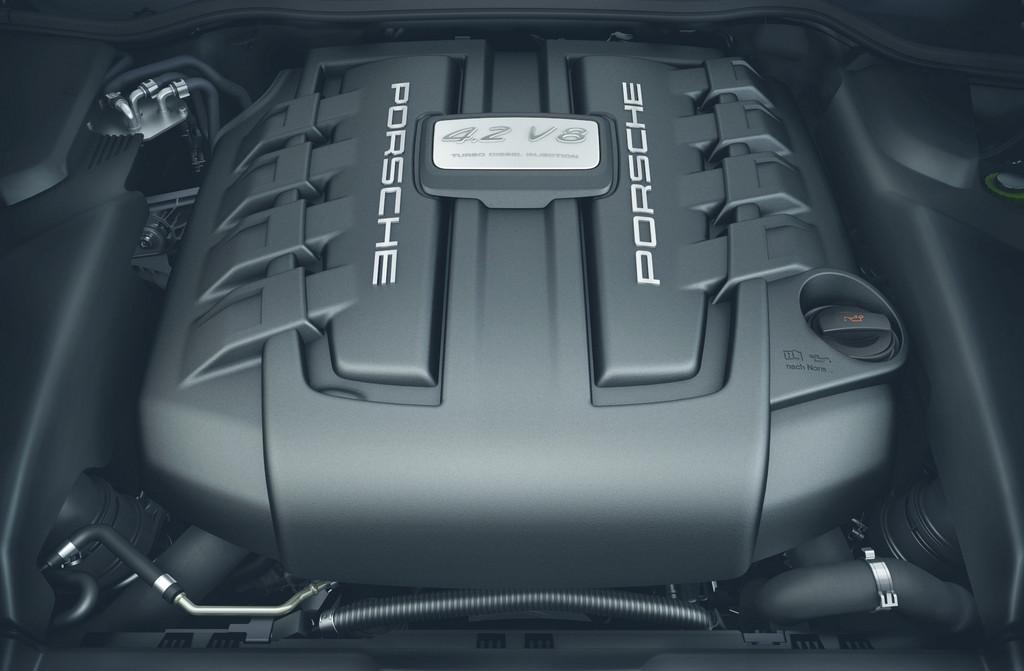 Porsche bringt im Januar den Cayenne S Diesel