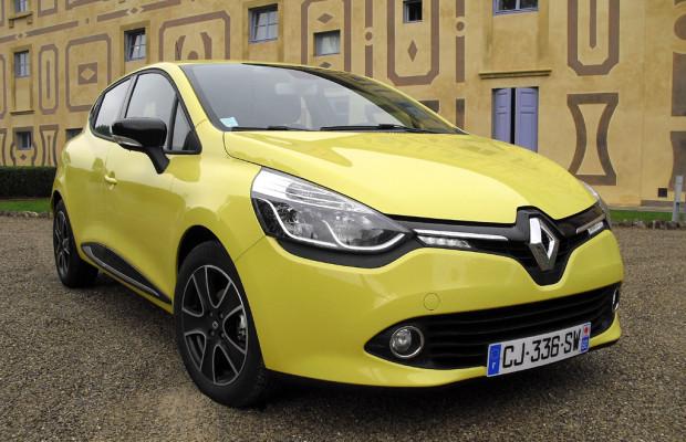 Renault schickt viel flotteren Clio ab Mitte November ins Rennen