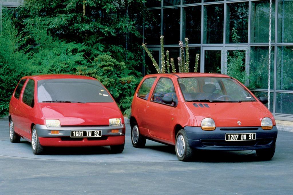 Renault spendierte seinem Modell für elegante Großstadtboulevards erstmals fünf verschiedenen Ausstattungsniveaus