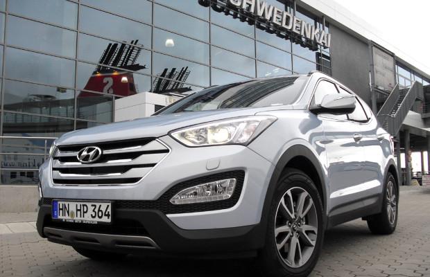 Richtung Premium: Hyundai kündigt Santa- -Fe-Neuauflage noch für September an
