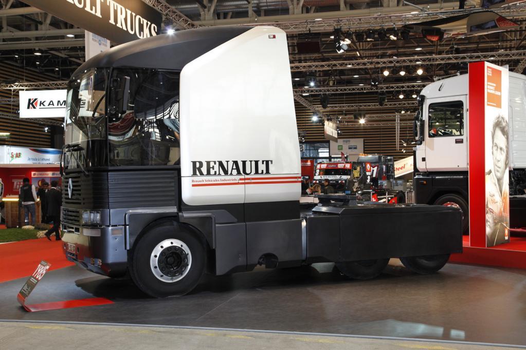 Rundumerneuerung der Renault Trucks wegen Euro 6