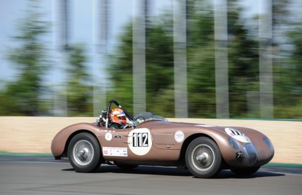 Saisonabschluss für Jaguar Heritage Racing in Goodwood