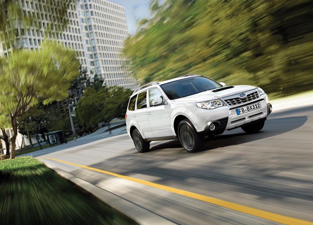 Subaru erreicht schon jetzt den Absatz des Vorjahres