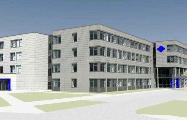 Sumitomo Electric beginnt mit Neubau
