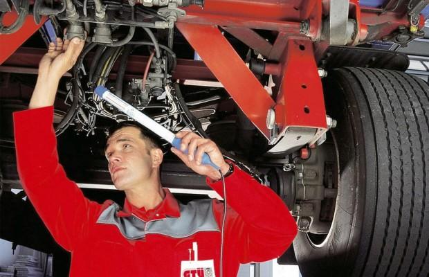 TÜV-Report Nutzfahrzeuge: Hohe Fehlerquote im Alter