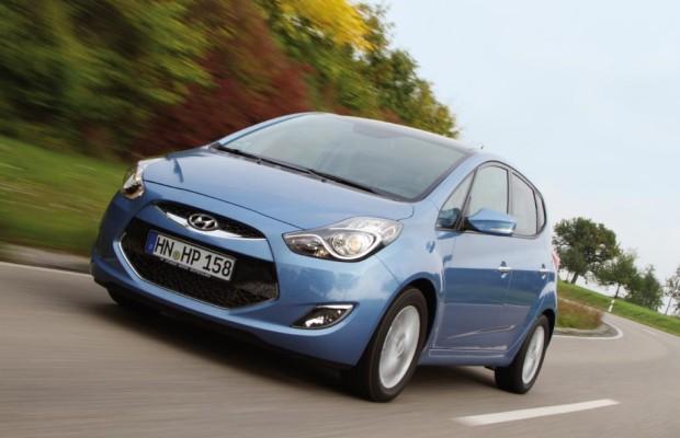 Test: Hyundai ix20 - Der den Rücken entzückt