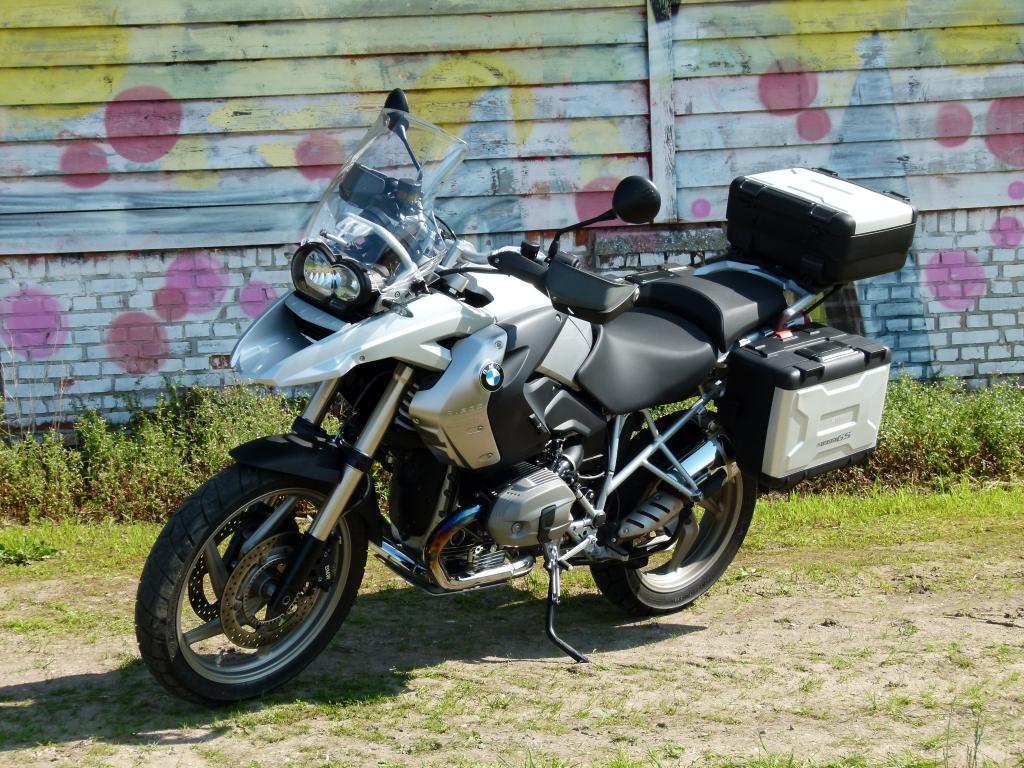 Test Motorrad BMW R 1200 GS: Ohne Wenn und Aber