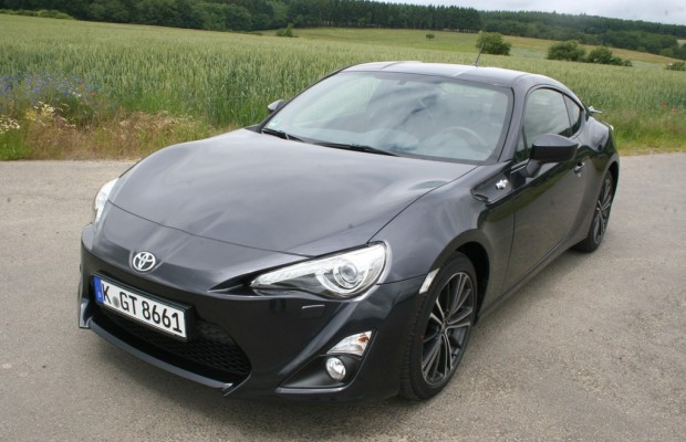 Toyota GT86 kommt an 15. September in den Handel