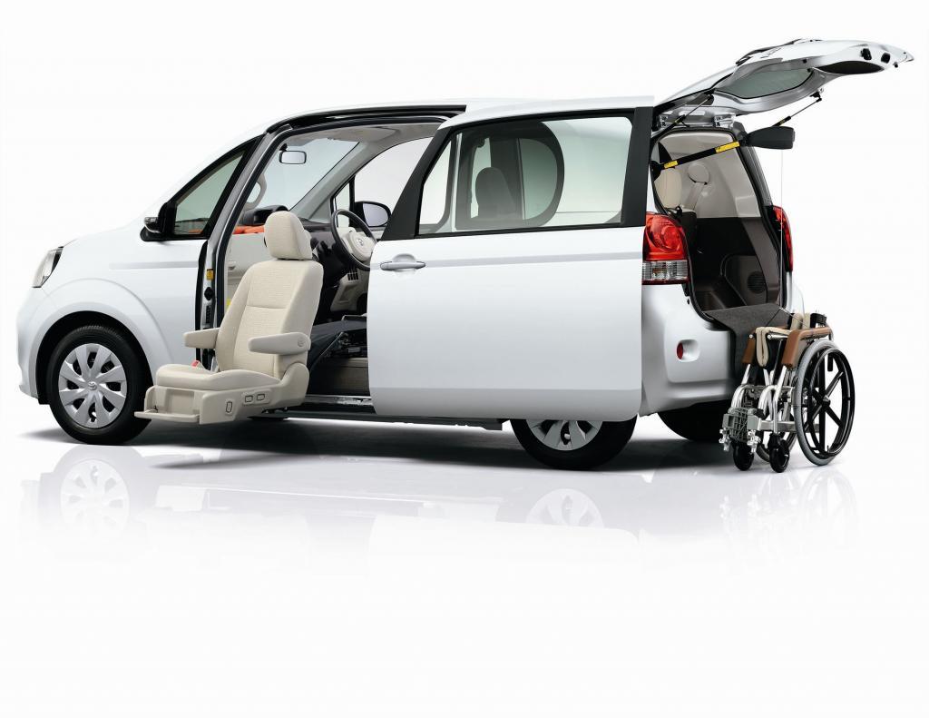 Toyota für Menschen mit Handicap