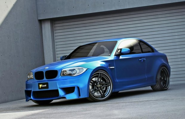 Tuning für das BMW 1M Coupé - Motorsport für die Straße