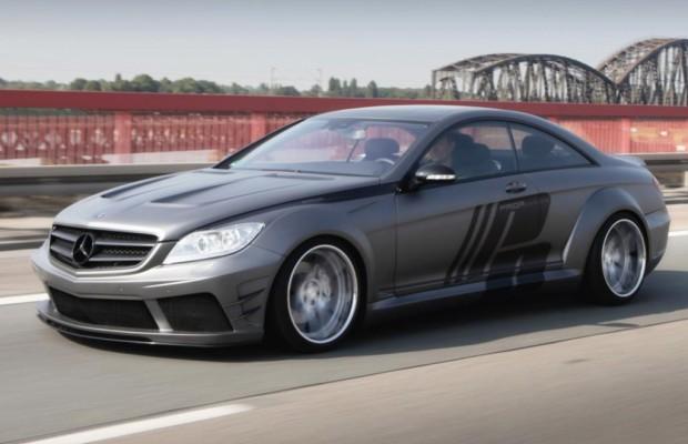 Tuning für das Mercedes CL Coupé - Tiefer, breiter und härter
