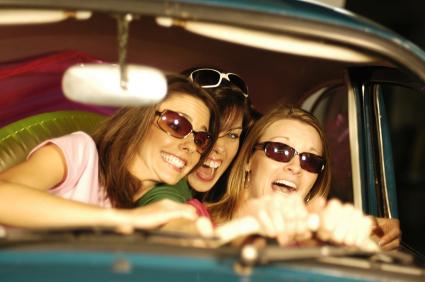 Unfallforschung - Alte Autos und junge Fahrer sind keine gute Kombination