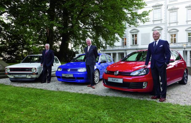 Volkswagen Golf: Von Anfang an ein Kulturgut