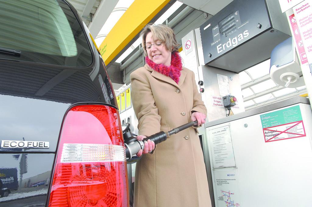 Volkswagen ruft Touran Ecofuel in die Werkstätten
