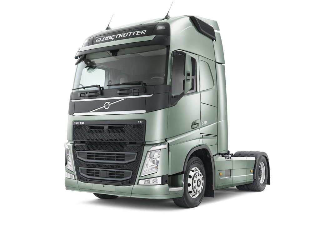 Volvo verkauft den ersten FH auf Ebay
