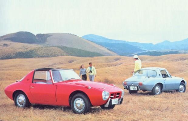 Vor 50 Jahren: Toyotas erster Sportwagen