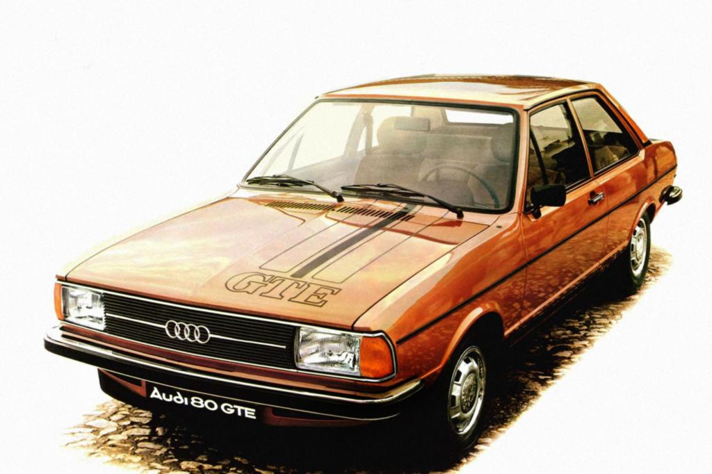 Vorgestellt wurde der GT auf der IAA 1973