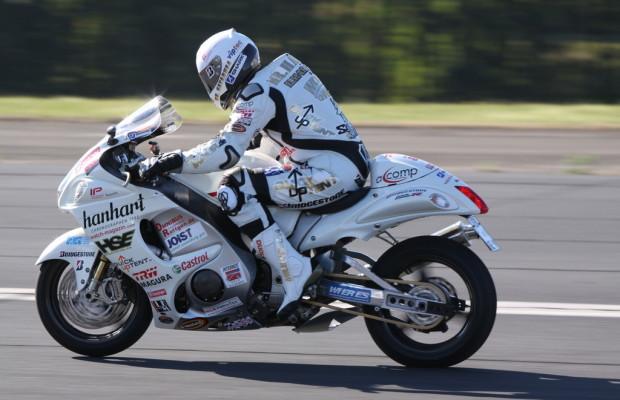 Weltrekord: Motorrad mit Straßenzulassung ist 330,4 km/h schnell