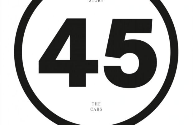 auto.de-Buchtipp: AMG 45