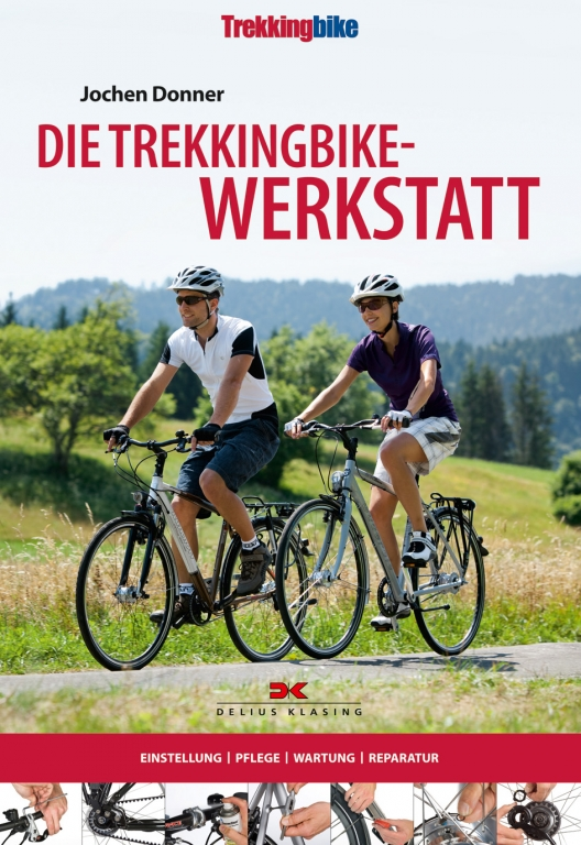 auto.de-Buchtipp: Die Trekkingbike-Werkstatt
