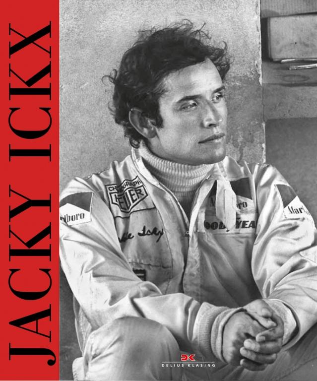 auto.de-Buchtipp: Jacky Ickx