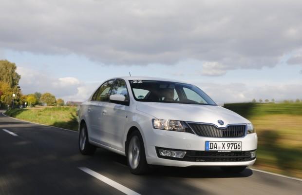 Škoda Rapid - Raumwunder zum Kampfpreis