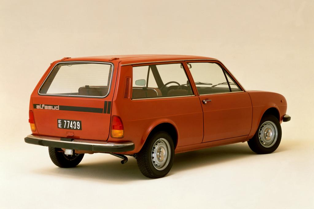 40 Jahre Alfa Romeo