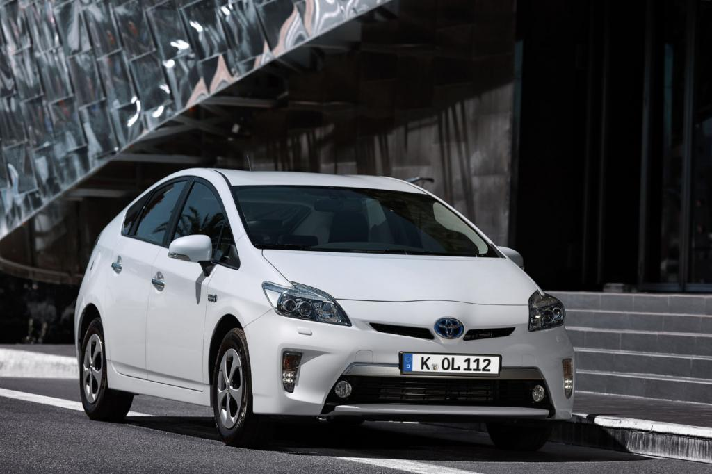 ADAC Eco Test - Prius verdrängt Prius