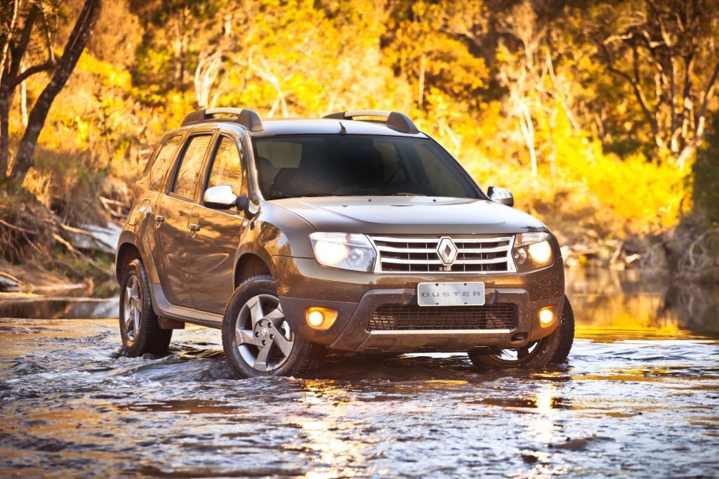 Auch Dacia hat den südamerikanischen Markt entdeckt