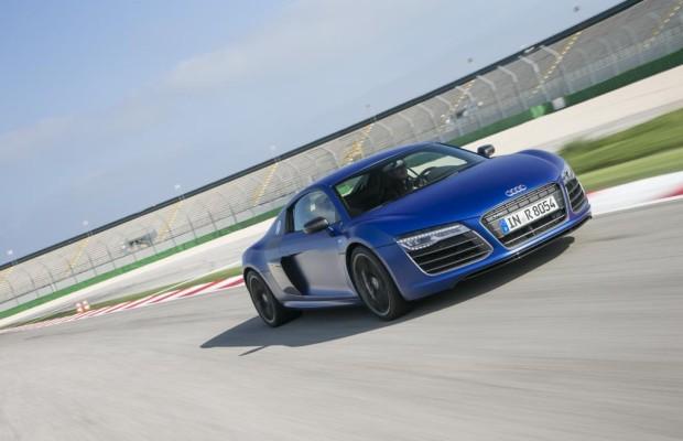 Audi R8 - R wie Race